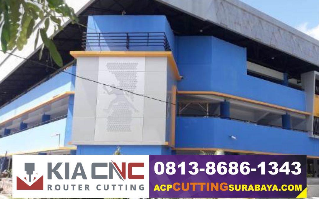 Jasa CNC Cutting Router ACP Pasuruan