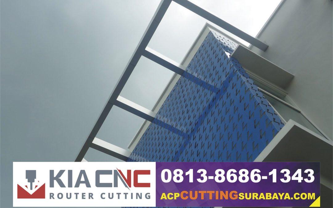Jasa CNC Cutting Router ACP Surabaya